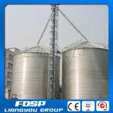 silo do armazenamento dos aparas 2000tons de madeira com grande volume