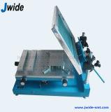 Manuelle Schaltkarte-Schablone-Bildschirm-Drucker-Maschine für SMT Fließband
