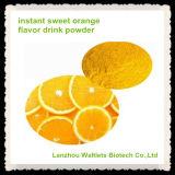 高品質の即刻の甘いオレンジの味の飲み物の粉
