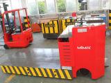 Caminhão de pálete elétrico para segurar o trabalho feito com ferramentas pesado