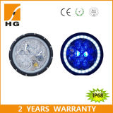 Hi/Low 55With30W 7inch LED Headlight met 5D Reflector