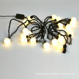 Connetor Plug LED String Lightの6つのM Christmas Waterproof 4cm Round Balls