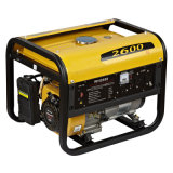 2.5kw 170 Engine 중국 Factory Low Price Manuel Start Gasoline Generator