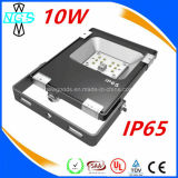 LED esterno Light Black SMD 10W LED Flood Light