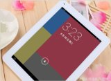 9.7inch PC van de Tablet 2.0MP/Rear 5.0MP 2GB/16GB WiFi van de Kern van de vierling Voor
