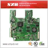 4 capas de HASL PCBA de circuitos del diseñador de la tarjeta