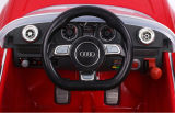 Audi A3 ha conceduto una licenza al giro sull'automobile con telecomando 2.4G