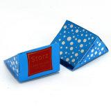 印刷のミルクチョコレートギフトの折るボックス