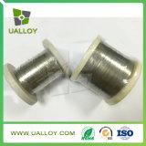 Alambre de resistencia aislado fibra de vidrio (nicrom 80)