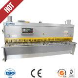 Автомат для резки гильотины толщины вырезывания 6mm QC11y гидровлический