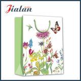 Цветастая конструкция продает мешок оптом хорошего качества дешевым напечатанный логосом бумажный