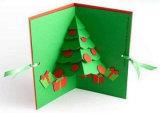 Cumprimento de DIY, cartões de /Remember do cartão de papel de /Blank dos cartões de aniversário