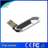 Klassischer Swivel Key Chain Leather USB Flash Drive mit Highquality