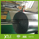Double isolation de papier d'aluminium de bulle