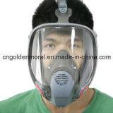 Máscara protetora 6800 cheia de máscara protetora 3m