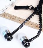 écouteurs de tirette de dans-Oreille de qualité de fil du connecteur 1.2m de 3.5mm