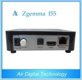Esclusivamente la casella Zgemma I55 di IPTV si raddoppia ricevente dell'inseguitore di OS E2 WiFi di Linux di memoria