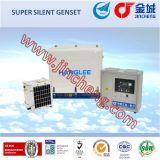 Diesel van gelijkstroom Generator die door Hohler Engine, Super Silent Type wordt aangedreven