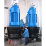 Propeller submergível Pump com Axial-Flow/Mixed-Flow (ZQB/HQB)