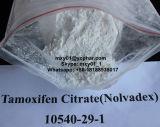 Citrate sélecteur de Nolvadex /Tamoxifen de modulateur de récepteur d'oestrogène pour le culturisme