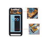 De Vertoning van het Scherm van de Aanraking van de reparatie LCD voor Actief Samsung S6 bepaalt Becijferaars