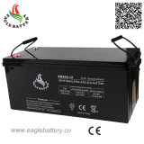 12V 65ah wartungsfreie gedichtete Leitungskabel-Säure-Batterie für Solarbatterie