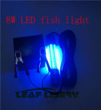 12V LED Green Underwater Fishing Lights Night Fishing Boat Submersible Lure Lamp