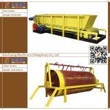 Польностью автоматическая производственная линия кирпича почвы