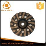 화강암, 콘크리트, 돌을%s 직업적인 다이아몬드 가는 디스크 또는 컵 바퀴