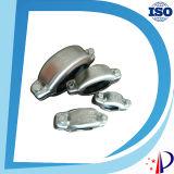 Bride flexible à haute pression de desserrage rapide de pipe d'acier inoxydable