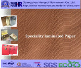 Wrapping elegante Paper/Coated Paper/Leather Paper para Packaging & Printing (no. A8G008)