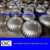 Ventilateur d'extraction de toit de turbine d'alliage d'aluminium