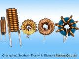 Choke bobina de inducción / Inductor radial de la energía con RoHS