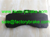 Camion Eurotek Brake Pad Wva 29202/29087/29253/29179/29267 per Truck, Trailer, Bus, Commercial Vehicle e il Pesante-dovere