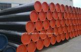 Pipe sans joint de transport de pétrole et de gaz d'api 5L Petro