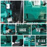AC 삼상 산출 유형 열려있는 유형 30kw 디젤 엔진 Genset Geneator