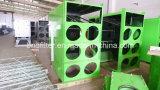 Sistema de eliminación del polvo del filtro del cartucho