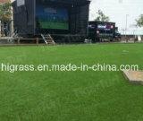 자연적인 녹색 정원 훈장 조경 인공적인 잔디