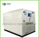 refrigeratore raffreddato ad acqua a forma di scatola 35kw per industria chimica