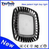 Indicatore luminoso della baia del chip LED della baia 120lm/W Nichia LED del UFO del quadrato approvato dell'UL TUV alto alto