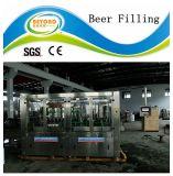 Machine remplissante de cachetage de bière de série de Bgf