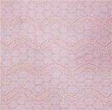 Merletto africano del tessuto dell'indumento del cotone di alta qualità