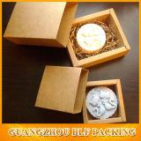 Caja de papel de papel de jabón de la manga