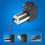 2300mbar 압력 16 L/M DC 격막 공기 진공 전기 무브러시 펌프 12V