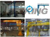 Guindaste de patíbulo elétrico do estilo de Colume, fabricante com ISO e certificação do Ce