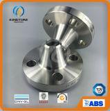 El cuello de la autógena del borde del acero inoxidable forjó el borde a ASME B16.5 (KT0101)