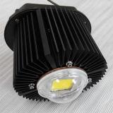 100W / 120W / 150W / 200W / 250W LED haute baie lumière avec réflecteur 45/90/120 Degré PC / Cover