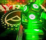 Indicatore luminoso capo mobile di gioco del calcio RGBW 4in1 LED di Cosmopix (BMS-8830)