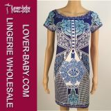 Madame Fashion Wear Sexy Dress (L28036)