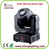 iluminación principal móvil del disco del efecto de la colada del Gobo de los lúmenes 35W